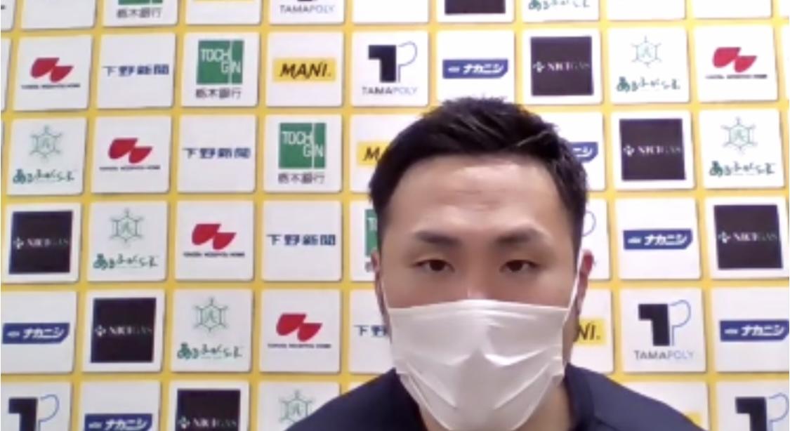 今季最多23得点を記録した喜多川修平